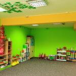 sala przedszkolaków